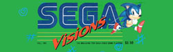 Magazine #1: Sega Visions - For Sega Video Game Players