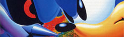 Sonic CD: Open World Chaos