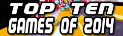 Defunct Games Picks the Top Ten Games of 2014