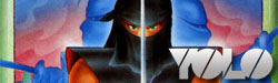 You Only Live Once: Ninja Spirit (TurboGrafx-16)