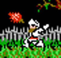 Torch (Ghosts 'N Goblins)