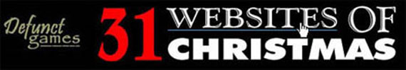 31 Websites of Christmas