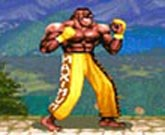Street Fighter 2 - Dee Jay