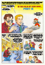 Game Boy Comic Book