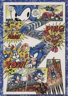 Sonic the Hedgehog Comic