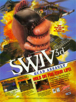 SWIV 3D Quad Assault