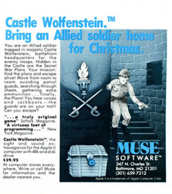 Castle Wolfenstein (Muse Software)