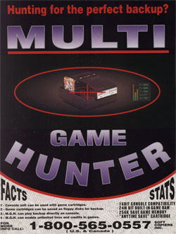 Multi Game Hunter