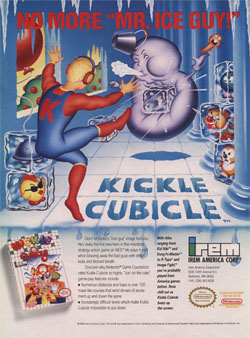 Kickle Cubicle (IREM)