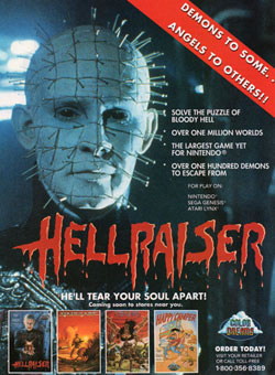 Hellraiser (Color Dreams)