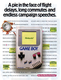 Nintendo Game Boy (1992)