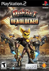Ratchet Deadlock (PS2)