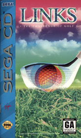 Links: The Challenge of Golf (Sega CD)