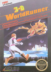 3-D World Runner (NES)