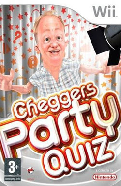 Cheggers Party Quiz (Oxygen Games)