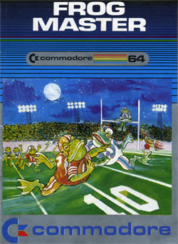 Frog Master (Commodore)