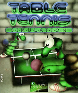 Table Tennis Simulation (Starbyte Software)