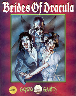 Brides of Dracula (Gonzo Games)