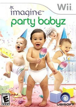 Imagine Party Babyz (UbiSoft)