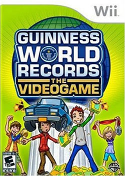 Guinness World Records: The Videogame (Warner Bros.)