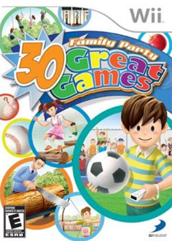 Family Party: 30 Great Games (D3)