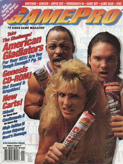 GamePro: American Gladiators