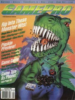 GamePro: Rip Into Game Previews!