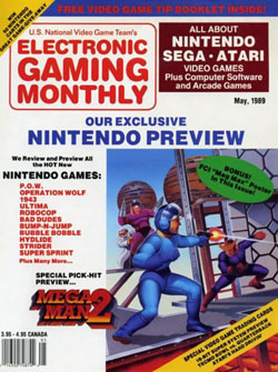 Electronic Gaming Monthly (Issue 1)