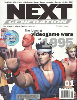 NEXT Generation (Issue 1)