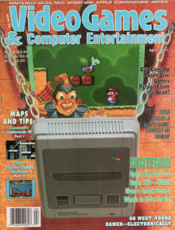 VG&CE: Opening the Door to the Super NES