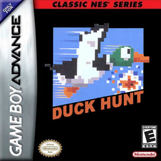 Duck Hunt: Classic NES Series (GBA)