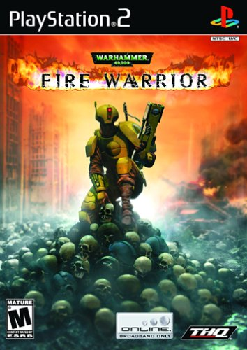 Warhammer 40,000: Fire Warrior (PS2)