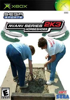 Sega's Miami Series Horseshoes 2K3