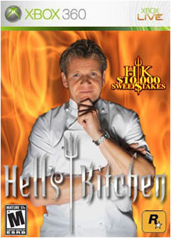 Hell's Kitchen (Xbox 360)