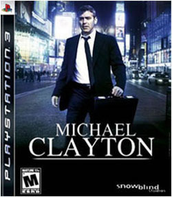 Michael Clayton (PlayStation 3)