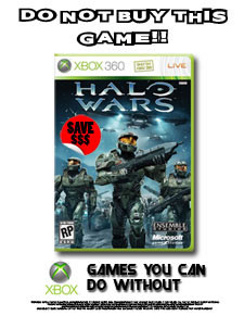 Don't Buy Halo Wars