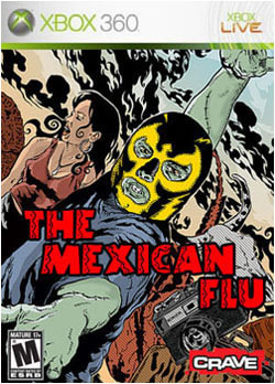 The Mexican Flu (Xbox 360)