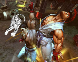 Street Fighter X Tekken + Cats