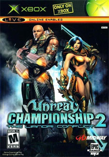 Unreal Championship 2: The Liandri Conflict (Midway)