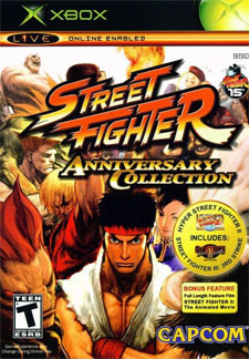 Street Fighter: Anniversary Collection (Capcom)