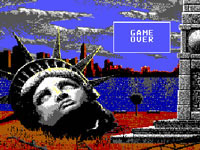 New York Warriors (1990, Amiga)