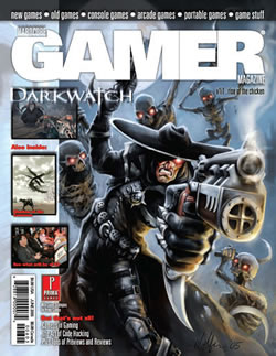 Hardcore Gamer Magazine