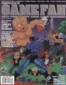 EGM 1992 Video Game Buyer's Guide
