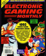 Electronic Gaming Monthly #32