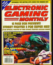 Electronic Gaming Monthly #33