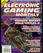 Electronic Gaming Monthly #35