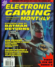Electronic Gaming Monthly #36