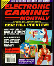 Electronic Gaming Monthly #38