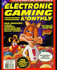 Electronic Gaming Monthly #43