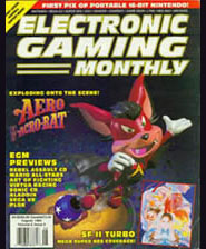 Electronic Gaming Monthly #49
